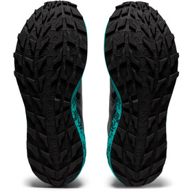 asics Gel-Trabuco Terra Shoes Women, grijs/turquoise